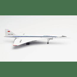 Avión Colección Tupolev Design Bureau Tupolev TU-144S, Le Bourget 1975 1/400