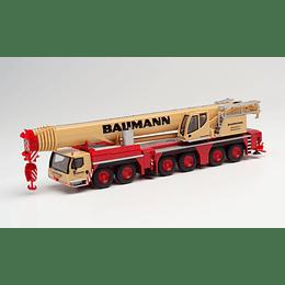 "Vehículo Colección Liebherr Mobilkran LTM 1300-6.2 ""Baumann"" 1/87"
