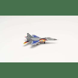"Avión Colección  Luftwaffe Mikoyan MiG-29A Fulcrum - Jagdgeschwader 73 ""Fulcrum Farewell Tour 2003"" 1/200"