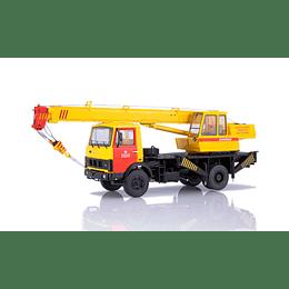 Vehículo Colección KS-3577 (5337) Kranfahrzeug Notfalldienst 1/43