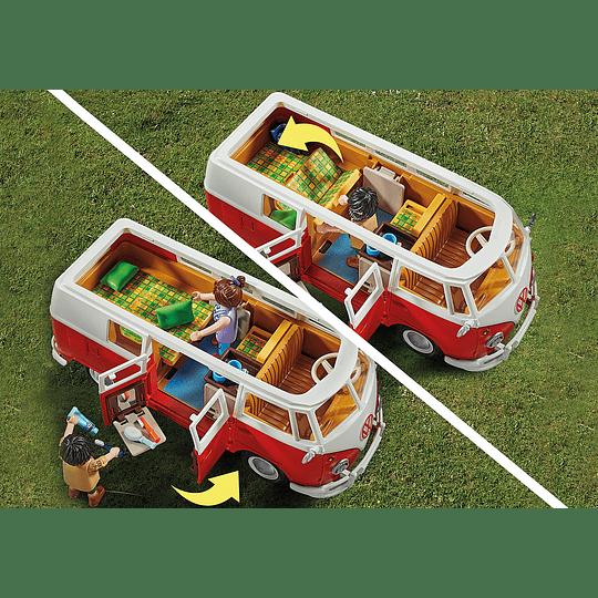 Playmobil Volkswagen T1 Camping Bus
