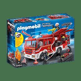 Playmobil Camion De Bomberos