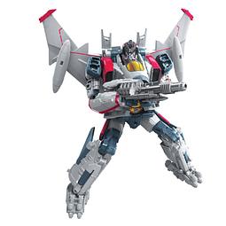 Figura Colección Transformers Studio Series 65 Voyager Bumblebee Movie Blitzwing