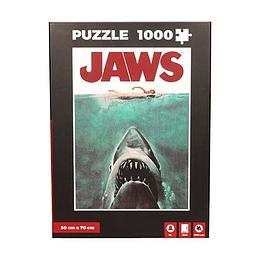 Rompecabezas Jaws Movie Poster Puzzle 1000 Piezas
