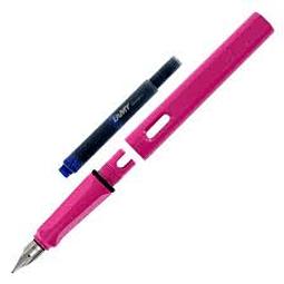 Estilógrafo Safari Pink