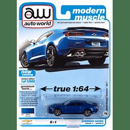 Carro Colección  2018 Chevy® Camaro™ Zl1™ 1/64