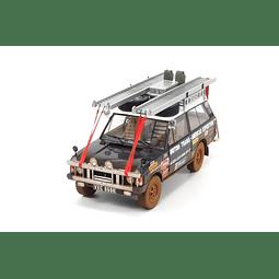 Camioneta Range Rover Embarrada 1971-1972 Escala 1:18
