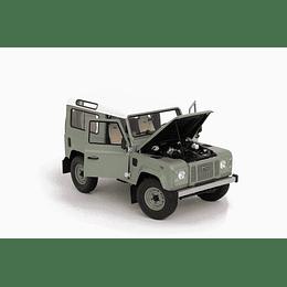 Camioneta Land Rover Defender D90 Heritage 2015 Esc 1:18