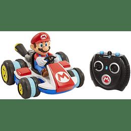 Vehículo Control Remoto Nintendo Mario Kart Mini Remote