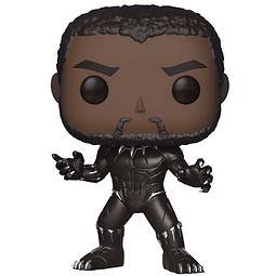 Figura Colección  Black Panther Pop