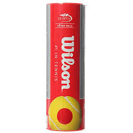 Bola Tenis Us Open Red X3