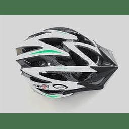 Casco P/Ciclismo Forte Blanco Talla S