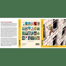 Juego 24 Tarjetas postales de las aventuras de Tintin