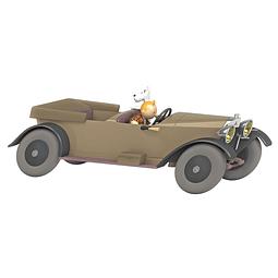 Carro Colección  1/24Th #31 - Mercedes Tintin con Urna