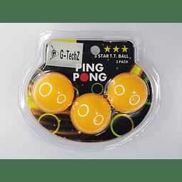 Bola Ping Pong 3Star X3