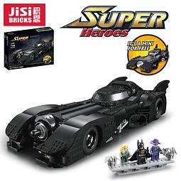 Batman Super Car-Super Herores 7188