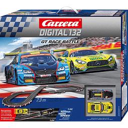 Pista Carrera Digital 132 20030011 GT Race Battle Digital Electric