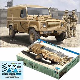Land Rover 1:35 Para Armar Defender 110 Hardtop Land Rover