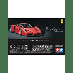 Para armar Tamiya Ferrari Enzo Ferrari 1/24