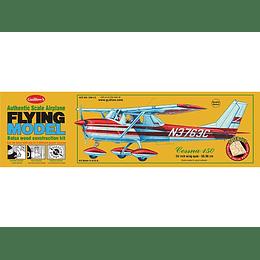 Para armar madera Avioneta Cessna 150 309 1/16