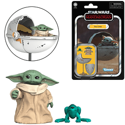 Figura Colección Star Wars The Vintage Collection Baby Joda with Pram 3 3/4-Inch Action Figure