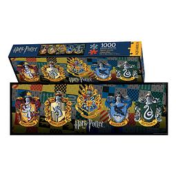 Rompecabezas Escudos Harry Potter Aquarius
