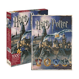 Rompecabezas Harry Potter Hogwarts 1000 Piezas