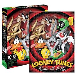 Rompecabezas Looney Tunes Group 1000Pc