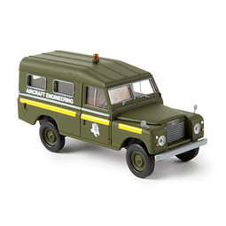 Carro Colección  Land Rover 109 Aircraft 1/87