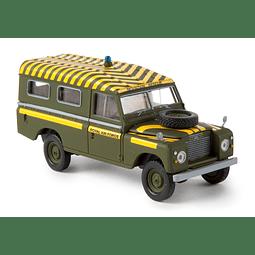 Carro Colección  Land Rover 109 Mountain 1/87