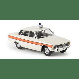 Carro Colección  Rover P6 Limousine Police 1/87
