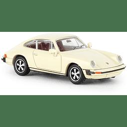 Carro Colección  Porsche 912 G Coupe Beige 1/87