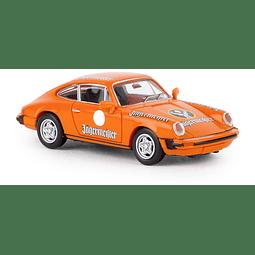 Carro Colección  Porsche 911 G Jägermeisterr 1/87