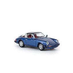 Carro Colección  Porsche 911 G Targa Metal Dark 1/87
