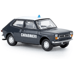 Carro Colección  Fiat 127 Carabinieri De Starli 1/87