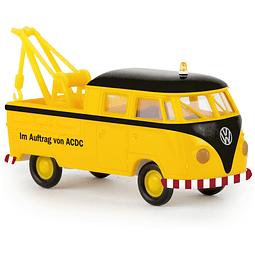 Carro Colección  Vw T1B Doppelkabine Abschleppw 1/87