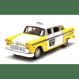 Carro Colección  Checker-Cab Atlanta 1/87