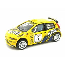 Carro Colección  Fiat Punto Rally N5 Erg 1/87