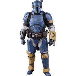 Figura Colección  Heavy Infantry Mandalorian 1/6