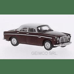 Carro Colección  Rover P5B Coupe  1967 1/87