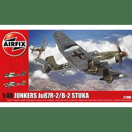 Para armar Junkers Ju87R-2/B-2 Stuka 1/48