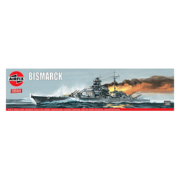 Para armar Bismarck Vintage Classics 1/600