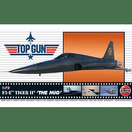 "Para armar Top Gun F5-E Tiger II ""THE MIG"" 1/72"