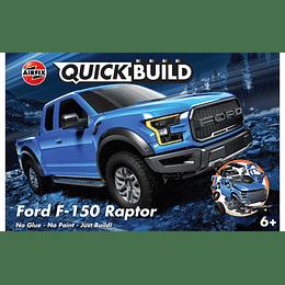 Para armar QUICKBUILD Ford F-150 Raptor