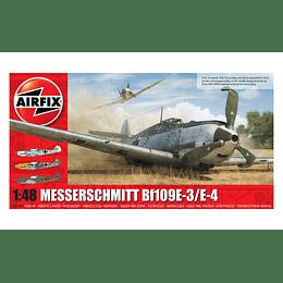 Para armar Messerschmitt Me109E-4/E-1 1:48