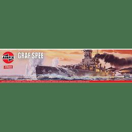 Para armar Graf Spee 1/600