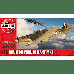 Para armar Boulton Paul Defiant Mk.1 1/48