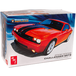 Para armar Dodge Challenger Srt8 2008 1/25