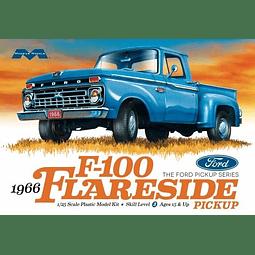 Para armar Ford F-100 Flareside Pickup 1/25