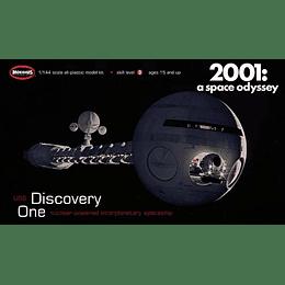 Para armar Odisea Espacial Discovery Xd 1/144